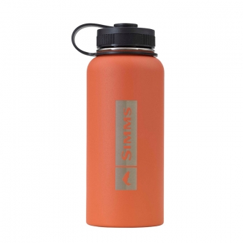 SIMMS Headwaters Insulated Bottle 32oz Simms Orange