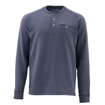 SIMMS Coldweather Henley Shirt