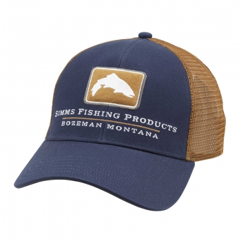 SIMMS Trout Icon Trucker Kappe