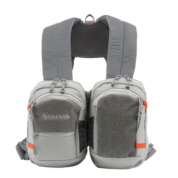 SIMMS Waypoints Dual Chest Pack - gunmetal