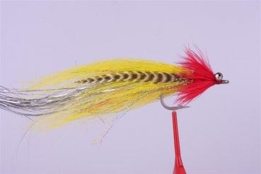 Flashtail Whistler red/yellow 6
