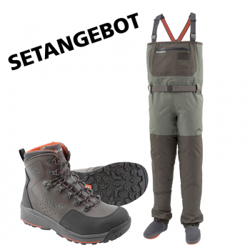 SIMMS Freestone Stockingfoot Watset