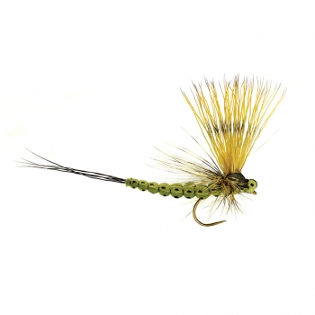 Fulling Mill Mohican Maifliege oliv #10