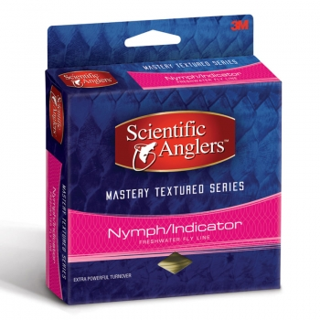 SCIENTIFIC ANGLERS Mastery Text. Nymph
