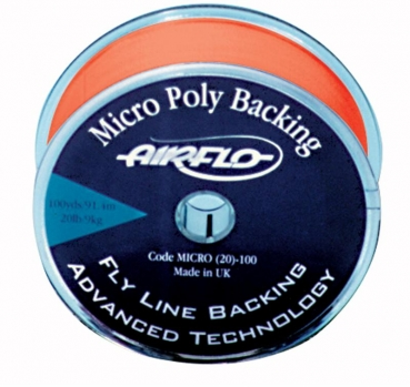 AIRFLO Micro Poly Backing