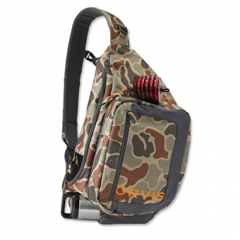 ORVIS Safe Passage Guide Sling Pack - Brown Camo
