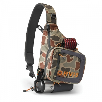 ORVIS Safe Passage Sling Pack - brown camo