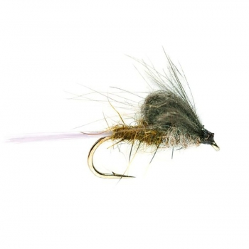 FM Blue Winged Olive Emerger #16