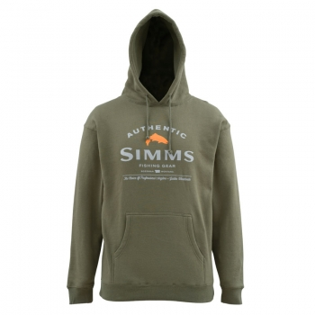 SIMMS Badge of Authenticity Hoody