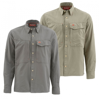 SIMMS Guide Shirt Solid