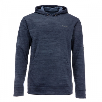 SIMMS Challenger Hoody Admiral Blue Heather