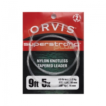 ORVIS Super Strong Plus Fliegenvorfach - 2 St.