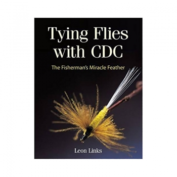Tying Flies with CDC - Leon Links (Hardcover)