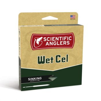 SCIENTIFIC ANGLERS Wet Cel Sinking