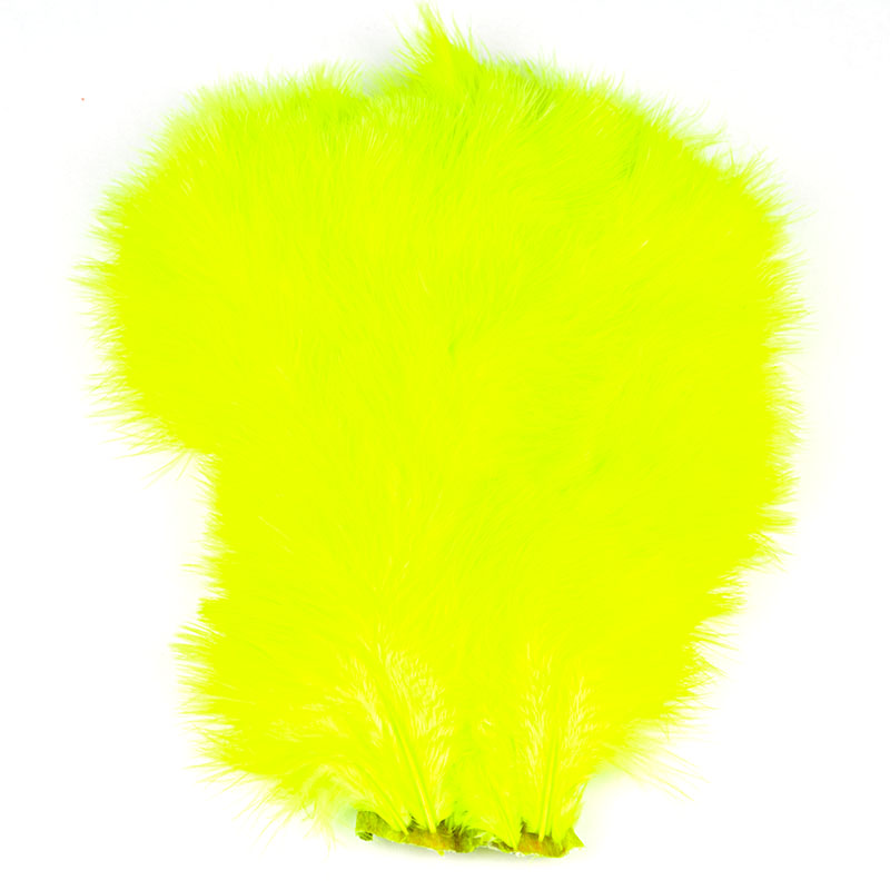 WHITING Chickabou Patch fluo yellow chartreuse
